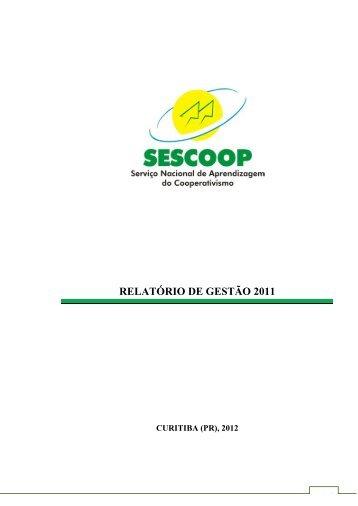 RELATÓRIO DE GESTÃO 2011