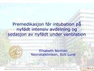 Presentation title - Nasjonalt kompetansenettverk for legemidler til ...