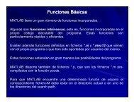 Funciones Básicas - FI-UAEMex