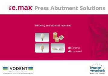 IPS e.max Press Abut..
