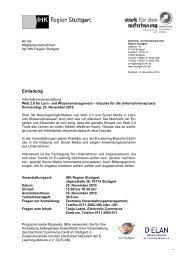 Einladung - Uhlberg Advisory GmbH