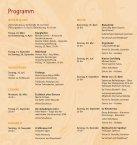 Jahresprogramm - Seite 2