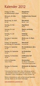 Jahresprogramm - Seite 4