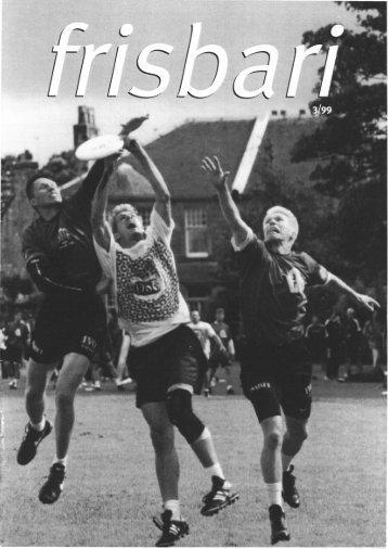 Frisbari 3/1999 - Ultimate.fi