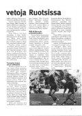 Frisbari 3/1999 - Ultimate.fi - Page 7