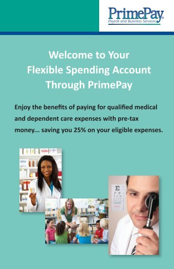 Prime Pay Welcome Enrollment Booklet