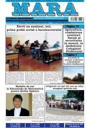 Descarca nr. 1228 - Ziarul Mara