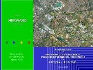 il piano dei servizi - Comune di Nerviano