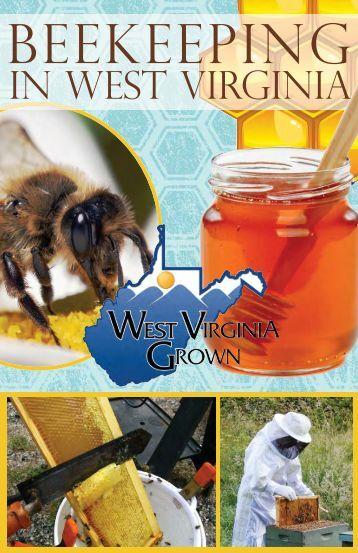 Beekeepingin WV-NEW.indd - West Virginia Department of Agriculture