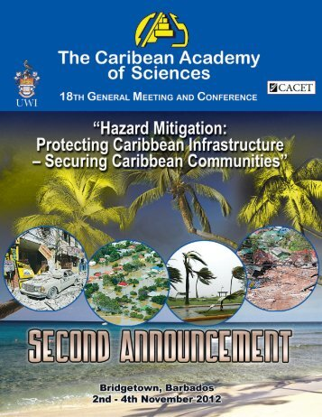 The Caribbean Academy Of Sciences - NIHERST