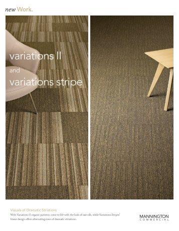 variations II variations stripe - Mannington