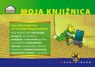 MOJA KNJIŽNICA - Mariborska knjižnica