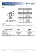 Data Sheet - Dunkermotoren - Page 7
