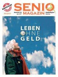 Monatlich - Senio Magazin