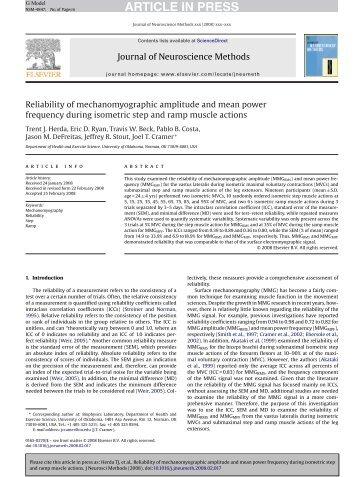 ARTICLE IN PRESS - Portal Saude Brasil . com