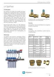 SE.33.C.50_LK OptiFlow.indd - LK Systems AB