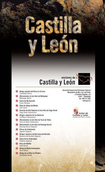 Castilla y León - caminos de arte rupestre prehistórico