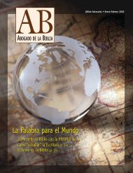La Biblia - The Bible Advocate Online