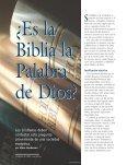 La Biblia - The Bible Advocate Online - Page 4