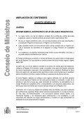 Consejo de Ministros - La Moncloa - Page 5