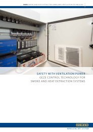 Control Systems for Smoke and Heat Extraction - ASC Info