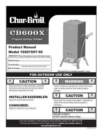 10201597-50 - English - Char-Broil Grills