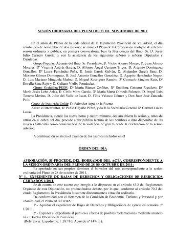 191 kB. - Diputación de Valladolid