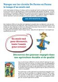 La France de Ferme en Ferme - Les agricultures alternatives - Page 2