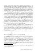 Rendimiento educativo y determinantes según PISA - Revista de ... - Page 5