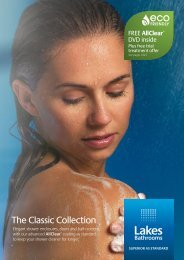 The Classic Collection - Sussex Plumbing Supplies