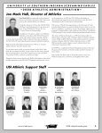 Media Guide - University of Southern Indiana - Page 5