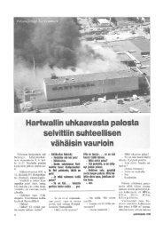 Palontorjunta 6/1992 - Pelastustieto