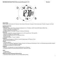 PDF-Download (1,5 MB) - BARIGO Outdoor