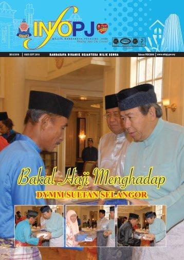 dymm sultan selangor - Majlis Bandaraya Petaling Jaya Aduan Online