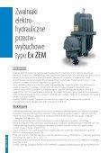 Zwalniaki elektrohydrauliczne - Cantoni Group - Page 2