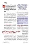 Grundgesetz 60 Jahre Beamtenpolitik im DGB - Landesbeamte - Seite 3