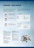 yiyeCeK iŞleme POmPAlArI - Grundfos - Page 7