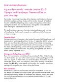 Games Parking during the - Waltham Forest Council - Page 2