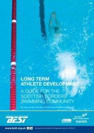 LTAD Borders Swimming Community - Final
