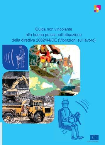 Vibrazioni sul lavoro - Cisl Lombardia