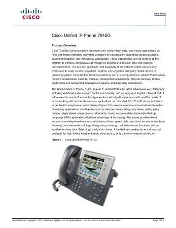 Cisco 7945g error updating locale Cisco Unified IP Phone