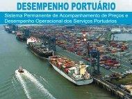 1ª Apresentação - Administrações Portuárias em 24 de maio ... - Antaq