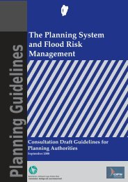 The Planning System and Flood Risk Management - Offaly County ...