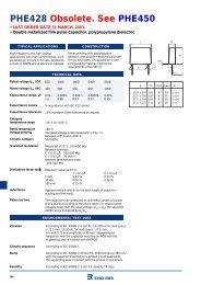 PHE428 Obsolete. See PHE450 - Rockby