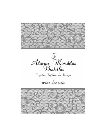 5 Aturan-Moralitas Buddhis.pdf - buku Dharma