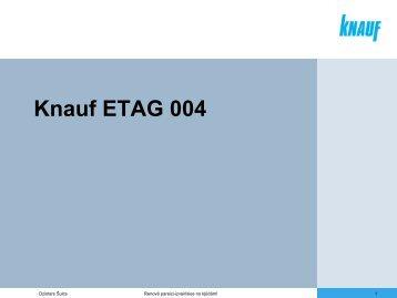 ETAG 004 - kvalitātes zīme siltināšanā