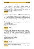 Programme du séminaire - Page 2