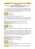 Programme du séminaire - Page 3