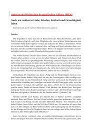 Antwort der WEA auf Offenen Brief von Islamfuehrern.pdf - auf der ...