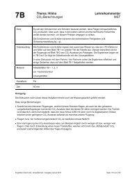 7B Thema: Klima Lehrerkommentar CO2-Berechnungen MST